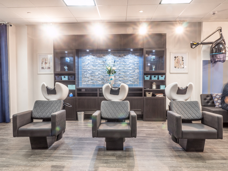 Gallery Of Salons And Spa